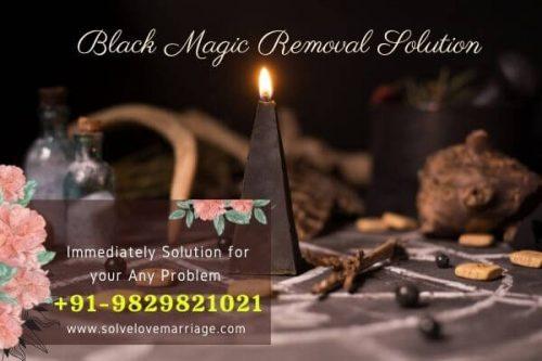 Black Magic Removal Solution